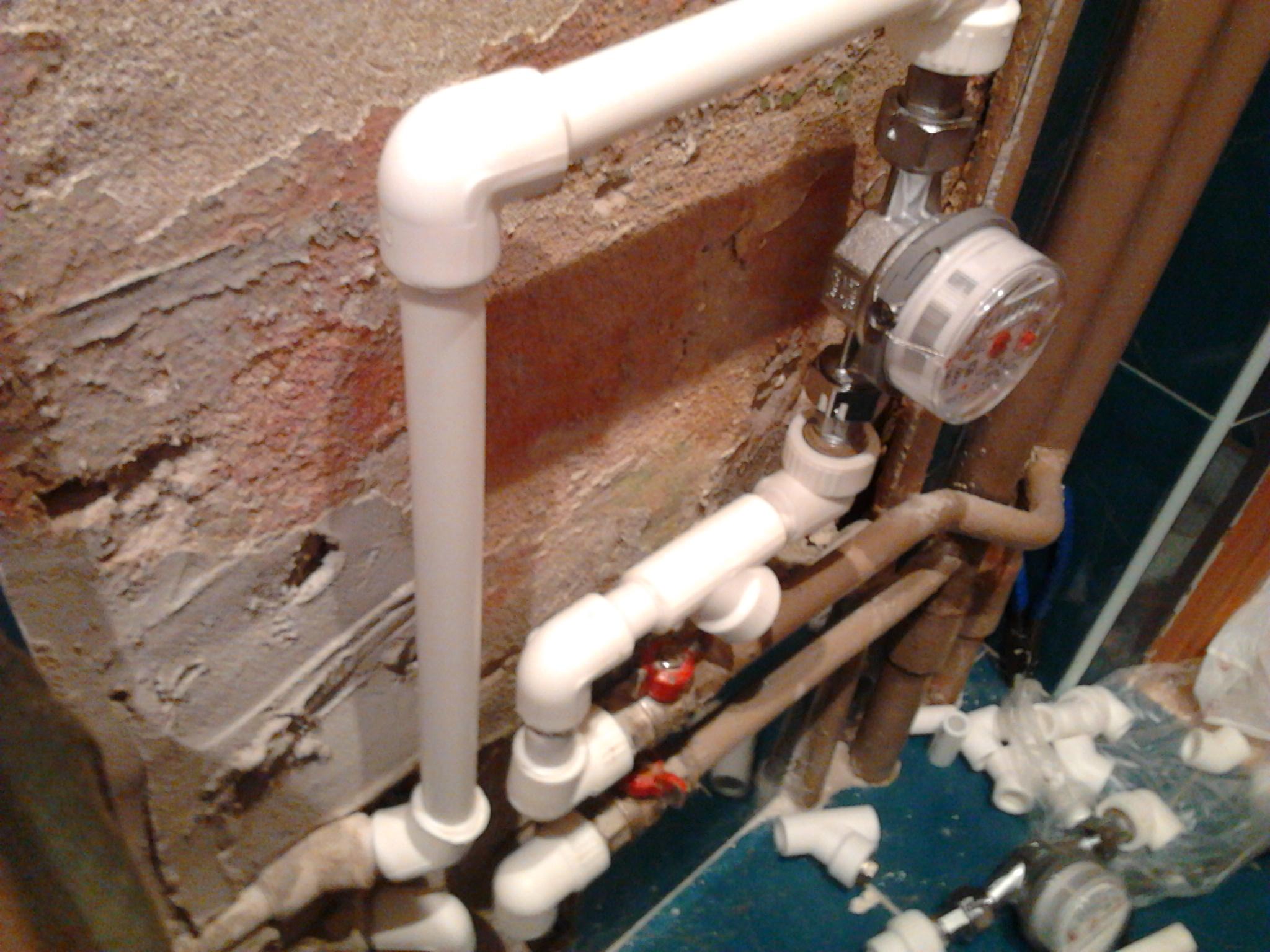 Водопровод в доме своими руками. С чего начать 39