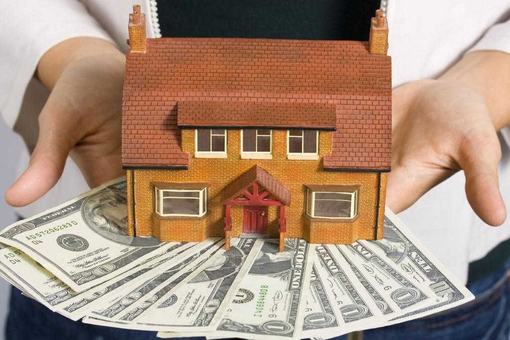 строительство дома деньги