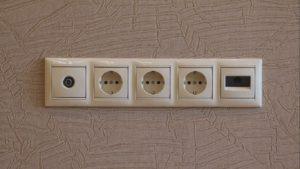 электрика в квартире