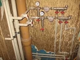 Заменить, поменять водопроводные трубыв ванной орехово-зуево
