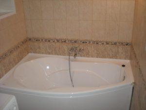 Установка ванной в Орехово-Зуево